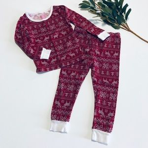 Other - Toddler Girls' Holiday Christmas Pajamas